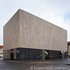 photo of the new Munich Jewish Museum